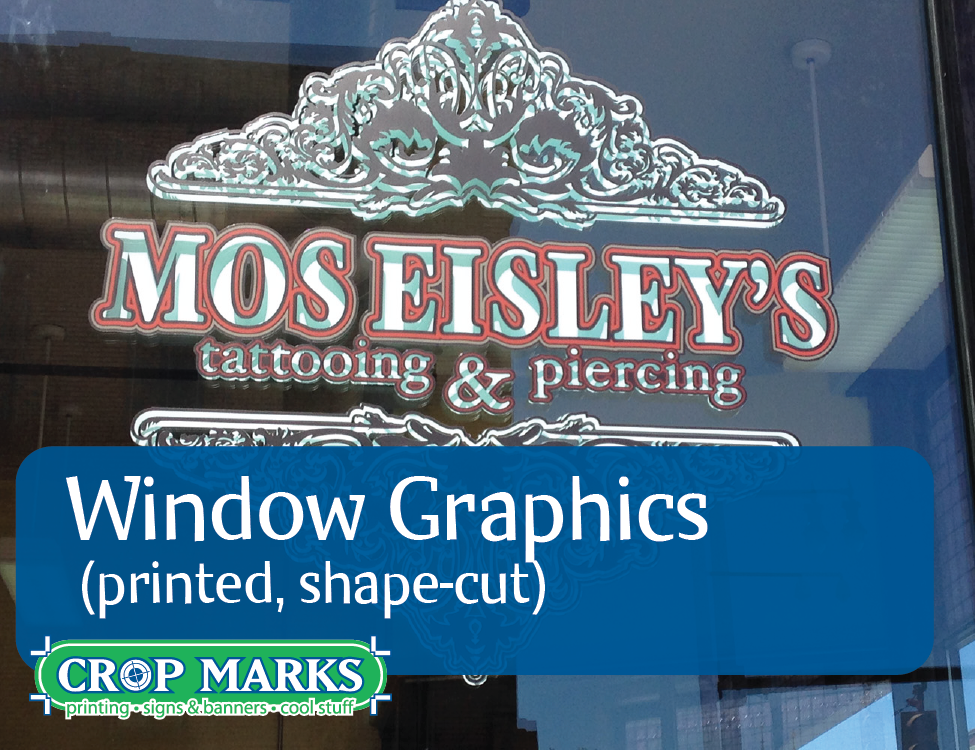 Retail graphics window lettering store hours vehicle graphics boat numbers house numbers wall decor window graphics